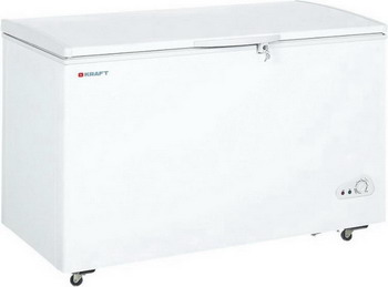 Морозильный ларь Kraft BD (W) 380 QX