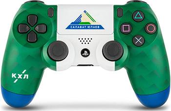 Беспроводной геймпад Sony DUALSHOK 4 КХЛ ''Салават Юлаев'' геймпад nintendo switch pro controller