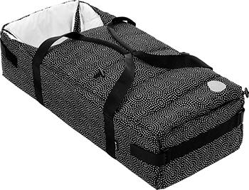 Переноска в коляску Seed Pli Mg Papoose Black w print 155