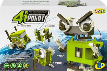 Набор 4 в 1 OCIE робот-трансформер (OTE 0633224)