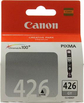Фото - Картридж Canon CLI-426 GY 4560 B 001 Серый утюг braun si 3054 gy