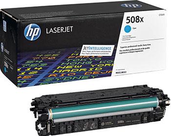 Картридж HP HP CF 361 X Голубой картридж для принтера hp 85 c9422a yellow