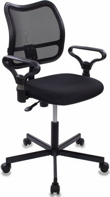 Кресло Бюрократ CH-799M/TW-11 кресло бюрократ ch 799m bl tw 10