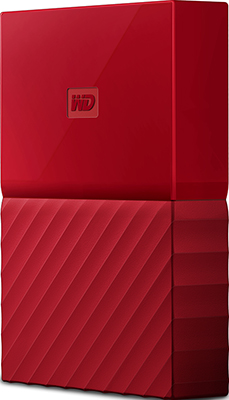 Внешний жесткий диск (HDD) Western Digital 1TB 2.5'' RED WDBBEX0010BRD-EEUE жесткий диск 3 5 10 tb 7200rpm 256mb cache western digital purple wd101purz sata iii 6 gb s