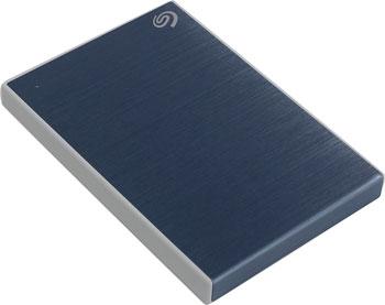 Фото - Внешний жесткий диск (HDD) Seagate 1TB LIGHT BLUE STHN1000402 внешний аккумулятор perston unicorn 2 белый