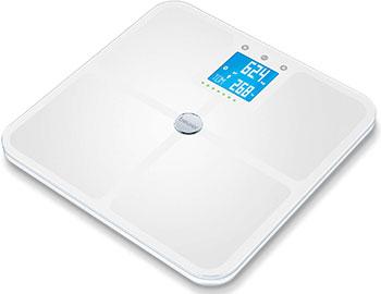 Весы напольные Beurer BF 950 белый