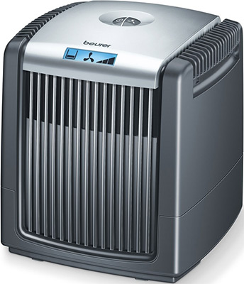 Воздухоочиститель Beurer LW 220 black