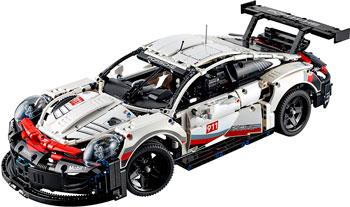 Конструктор Lego Porsche 911 RSR 42096 rsr 190 page 2