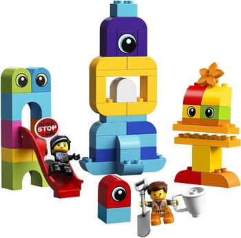 Конструктор Lego Пришельцы с планеты DUPLO 10895