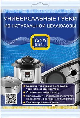 Губка кухонная TOP HOUSE 390971 кухонная губка migliores
