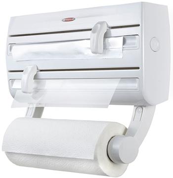 Кухонный рулонодержатель Leifheit 25771 PARAT F2 (белый)