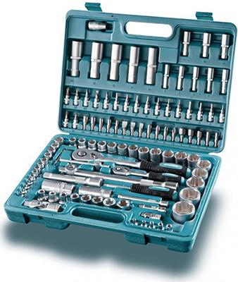 Набор инструментов разного назначения Hyundai K 108 (108 предметов) набор инструментов для вязания простые решения 57 предметов кейс для хранения