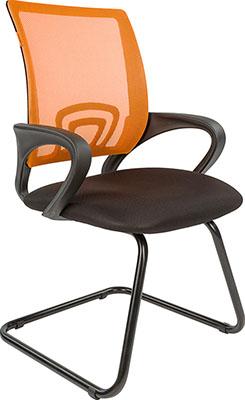Офисное кресло Chairman 696 V TW оранжевый 00-07018102 цена и фото