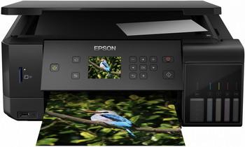 МФУ Epson L7160 Net WiFi USB RJ-45