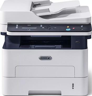 Фото - МФУ Xerox WorkCentre B205NI# WiFi белый/синий костюм алтекс комфорная прогулка цвет синий белый