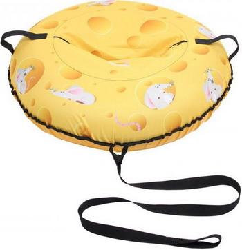 Тюбинг Bradex Мышиное счастье диаметр 80 см DE 0751 90 016статуэтка желтый фламинго 80 см