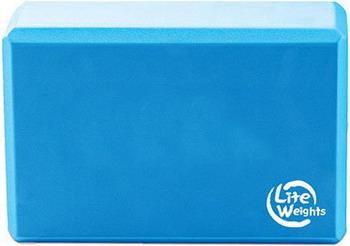 Блок для йоги Lite Weights 5494LW бриджи для похудения lite weights 4872 ns m