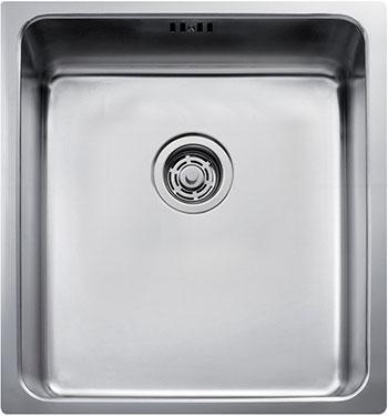 Кухонная мойка Teka BEF 34.38 F POLISHED мойка maunfeld f 9550с f medusa c нержавеющая сталь нержавеющая сталь