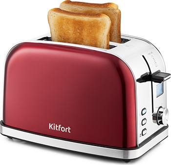 Фото - Тостер Kitfort KT-2036-1 тостер kitfort kt 2036 3