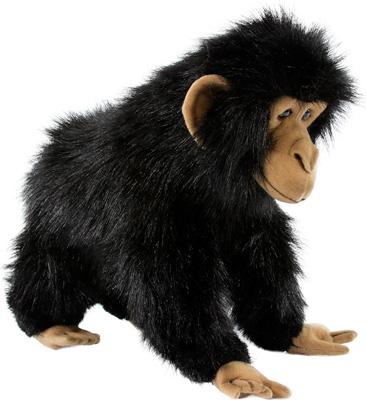 Мягкая игрушка Hansa Creation 5359 Шимпанзе 30 см мягкая игрушка hansa creation 3973 щенок хаски стоящий 25 см