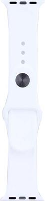 Фото - Ремешок спортивный Eva для Apple Watch 38mm Белый (AVA001W) защитное стекло skinbox apple watch 38mm