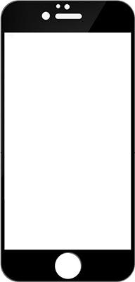 Защитное стекло Eva 3D для Apple iPhone 7/8 - Черное (SZE3D-7B) цена 2017