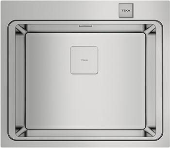 Кухонная мойка Teka ZENIT RS15 1B с клапан-автоматом 115000021