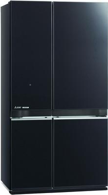 Многокамерный холодильник Mitsubishi Electric MR-LR78EN-GBK-R Черный бриллиант цена