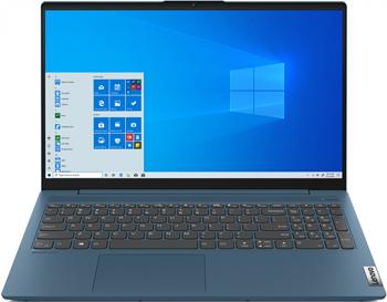 Ноутбук Lenovo IdeaPad 5 15IIL05 (81YK001ERU) Light Teal фото