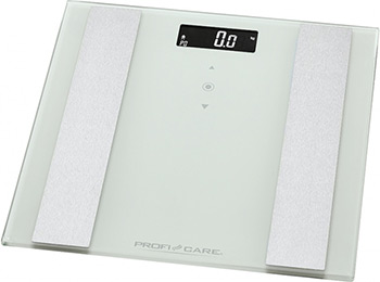 Весы напольные ProfiCare PC-PW 3007 FA 8 in 1 weiss