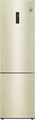 Двухкамерный холодильник LG GA-B 509 CEUM
