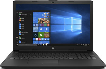 Ноутбук HP 15-db1209ur/s (104G5EA) Черный