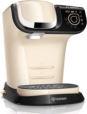 Кофемашина капсульная Bosch TAS6507 Розовый кофемашина капсульная bosch tas6003