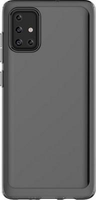 Чеxол (клип-кейс) Samsung Galaxy A71 araree A cover черный (GP-FPA715KDABR)