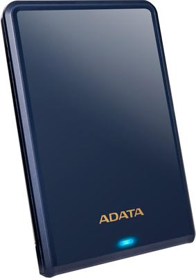 Фото - Внешний жесткий диск (HDD) A-DATA AHV620S-1TU31-CBL BLUE USB3.1 1TB EXT. 2.5'' внешний hdd a data dashdrive durable hd650 1tb blue ahd650 1tu31 cbl
