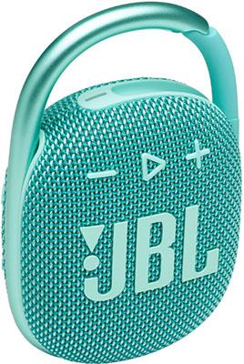 Портативная акустика JBL CLIP4 TEAL