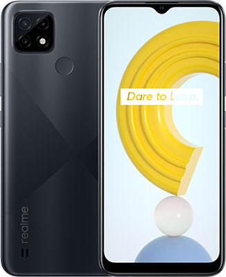 Смартфон Realme C21 64Gb 4Gb черный