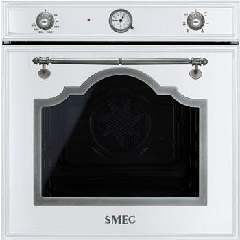 Встраиваемый электрический духовой шкаф Smeg SF 700 BS smeg si800av 6
