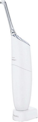Электрическая зубная щетка Philips HX 8331/01 Sonicare AirFloss Ultra белый с серым оттенком