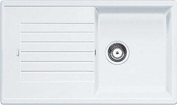 цена Кухонная мойка BLANCO ZIA 5 S белый онлайн в 2017 году