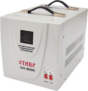 Стабилизатор напряжения Ставр СН-3000 стоимость