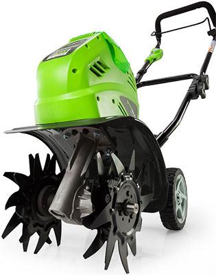 Культиватор Greenworks 40 V G-max G 40 TL без аккумулятора и зарядного устройства 27087
