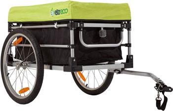 цена на Грузовой велоприцеп большой с тентом Eltreco VIC-1305 (CTA 61) Желтый 6952