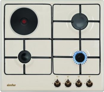 Встраиваемая комбинированная варочная панель Simfer H 60 V 31 O 517 цена