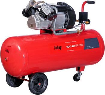 Компрессор Fubag VDC 400/50 CM3 29838184 компрессор fubag vcf 50 cm3 45681465