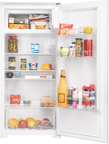Встраиваемый однокамерный холодильник Zigmund & Shtain BR 12.1221 SX холодильник zigmund