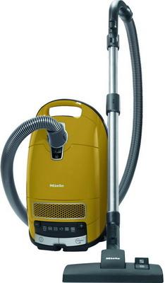 Пылесос Miele SGFA3 Complete C3 HEPA жёлтый карри miele sgda0 complete c3 слоновая кость
