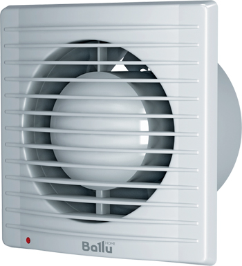 Вентилятор вытяжной Ballu Green Energy GE-100 вентилятор вытяжной ballu green energy ge 120