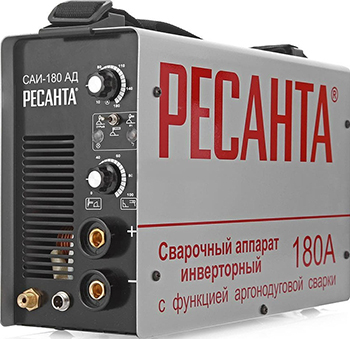 Сварочный аппарат Ресанта САИ-180-АД