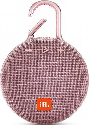 Портативная акустическая система JBL Clip 3 розовый JBLCLIP3PINK